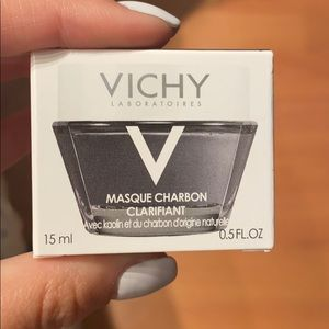 Other - Vichy laboratories clarifying charcoal mask